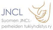 Suomen JNCL-perheiden tukiyhdistys ry -logo